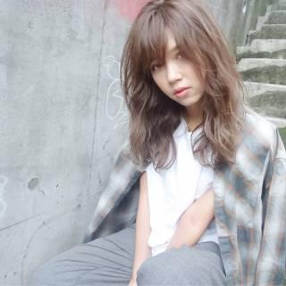 パンク ウェットヘア 外国人風 ストリート ヘアスタイルや髪型の写真・画像