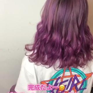 アンニュイほつれヘア ナチュラル スタイリング動画 簡単ヘアアレンジ ヘアスタイルや髪型の写真・画像