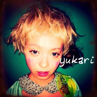 前髪あり 外国人風カラー モード ショート ヘアスタイルや髪型の写真・画像
