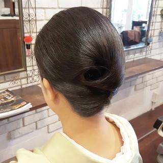 ゆるふわ セミロング ハーフアップ ナチュラル ヘアスタイルや髪型の写真・画像