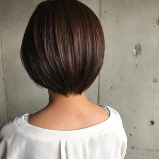 MIZUMOさんのヘアスナップ