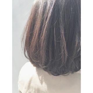 ナチュラル 暗髪 ブラウン 外国人風 ヘアスタイルや髪型の写真・画像 ヘアスタイルや髪型の写真・画像