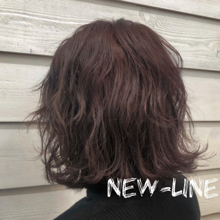 ボブ×巻き髪でくしゅふわっと♡おしゃれ巻き髪ヘアスタイル