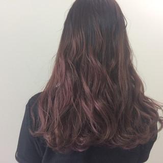 ガーリー アンニュイ ダブルカラー ハイトーン ヘアスタイルや髪型の写真・画像