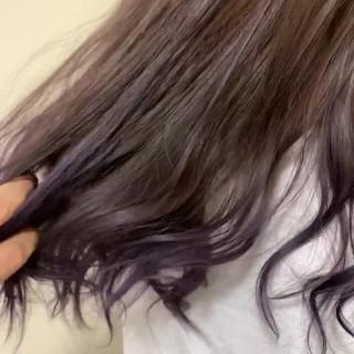 外国人風カラー デート ハイライト グラデーションカラー ヘアスタイルや髪型の写真・画像 ヘアスタイルや髪型の写真・画像