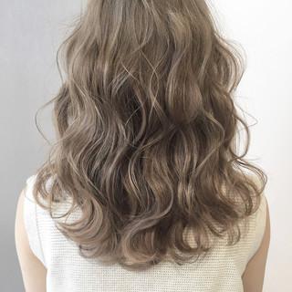 セミロング モテ髪 フェミニン 結婚式 ヘアスタイルや髪型の写真・画像
