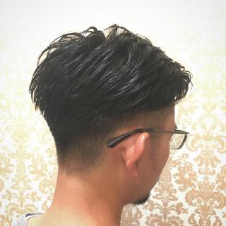 外国人風 黒髪 ショート 坊主 ヘアスタイルや髪型の写真・画像