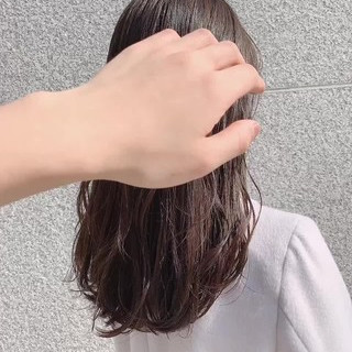ナチュラル グラデーションカラー 外国人風カラー 透明感カラー ヘアスタイルや髪型の写真・画像 ヘアスタイルや髪型の写真・画像