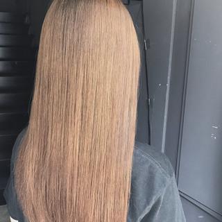 透明感 oggiotto 髪質改善トリートメント ナチュラル ヘアスタイルや髪型の写真・画像