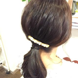 ベージュ 大人かわいい ロング カール ヘアスタイルや髪型の写真・画像