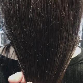 秋冬スタイル 秋ブラウン ナチュラル 透明感カラー ヘアスタイルや髪型の写真・画像