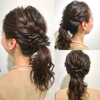 デート ナチュラル ショート ヘアアレンジ ヘアスタイルや髪型の写真・画像 ヘアスタイルや髪型の写真・画像