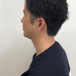 ストリート ボーイッシュ パーマ モテ髪 ヘアスタイルや髪型の写真・画像