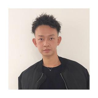ショート メンズ スキンフェード メンズカット ヘアスタイルや髪型の写真・画像