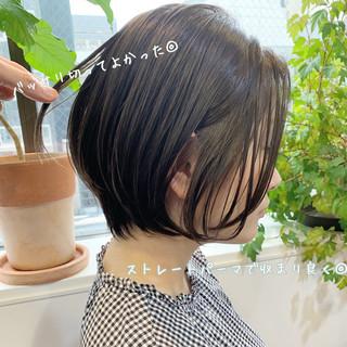 スポーツ ナチュラル アウトドア 黒髪 ヘアスタイルや髪型の写真・画像