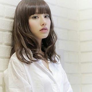 横徳憲史さんのヘアスナップ