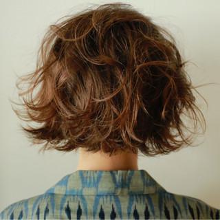 ボブ 簡単 秋 ナチュラル ヘアスタイルや髪型の写真・画像 ヘアスタイルや髪型の写真・画像