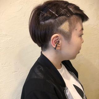 tomoeさんのヘアスナップ