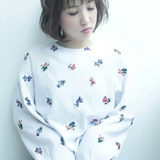 air-KOBE 稲毛 久紀さんのヘアスナップ