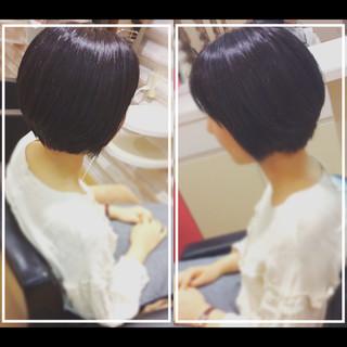 社会人の味方 ナチュラル 黒髪 大人ヘアスタイル ヘアスタイルや髪型の写真・画像