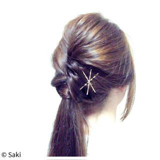 ショート ロング ナチュラル ゆるふわ ヘアスタイルや髪型の写真・画像