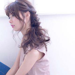 外国人風 愛され 夏 大人かわいい ヘアスタイルや髪型の写真・画像