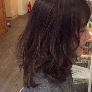 小顔 こなれ感 グラデーションカラー フェミニン ヘアスタイルや髪型の写真・画像