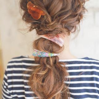 ゆるふわ ヘアアレンジ ショート アッシュ ヘアスタイルや髪型の写真・画像