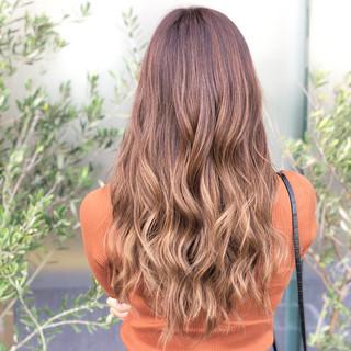 グレージュ 女子力 外国人風カラー 透明感 ヘアスタイルや髪型の写真・画像