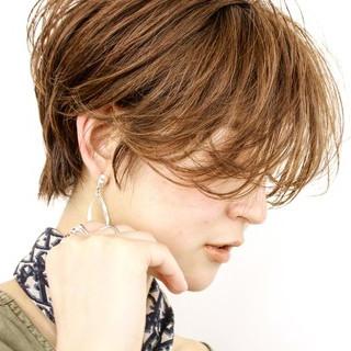 アンニュイほつれヘア スポーツ デート ナチュラル ヘアスタイルや髪型の写真・画像