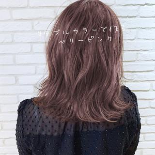 ヘアカラー ハイトーンカラー 外国人風カラー ダブルカラー ヘアスタイルや髪型の写真・画像