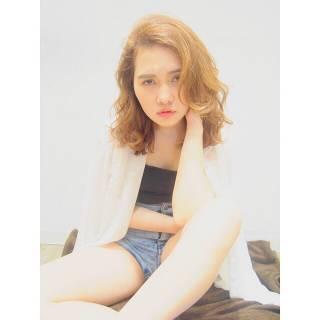 外国人風 モテ髪 ゆるふわ 春 ヘアスタイルや髪型の写真・画像