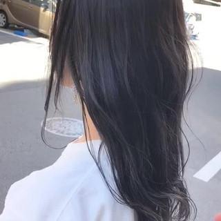 グラデーションカラー ストリート ダブルカラー ブリーチ ヘアスタイルや髪型の写真・画像