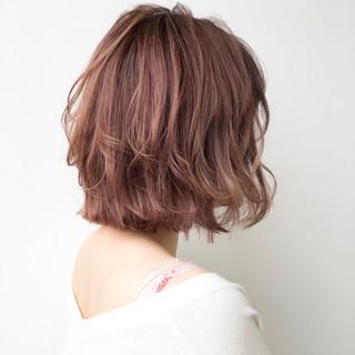 ヘアアレンジ 簡単ヘアアレンジ デート ロブ ヘアスタイルや髪型の写真・画像