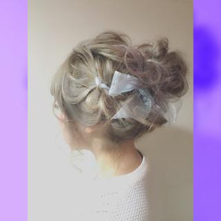 ショート ミディアム ゆるふわ 大人かわいい ヘアスタイルや髪型の写真・画像