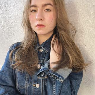 ガーリー アウトドア ヘアアレンジ 大人かわいい ヘアスタイルや髪型の写真・画像