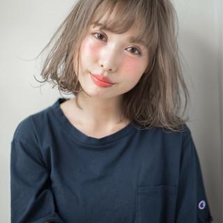大人かわいい ナチュラル 外国人風 外ハネ ヘアスタイルや髪型の写真・画像