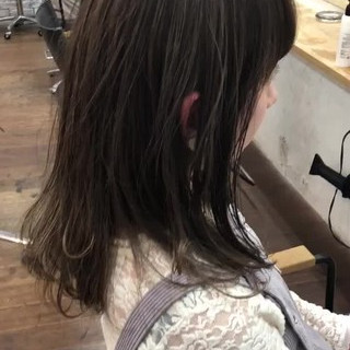 ナチュラル ヘアアレンジ オシャレ 透け感ヘア ヘアスタイルや髪型の写真・画像