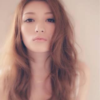 愛され モテ髪 ロング 大人かわいい ヘアスタイルや髪型の写真・画像