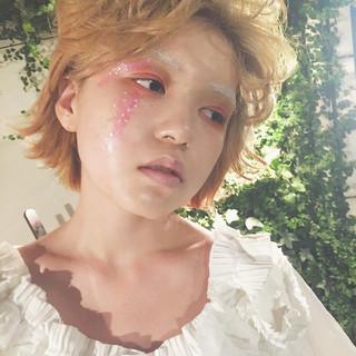 ヘアアレンジ 秋 アンニュイ 透明感 ヘアスタイルや髪型の写真・画像