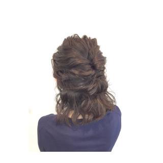 ショート ボブ ゆるふわ 大人かわいい ヘアスタイルや髪型の写真・画像 ヘアスタイルや髪型の写真・画像