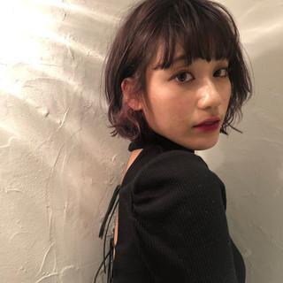 石津 慧/ヘアカラーリストさんのヘアスナップ