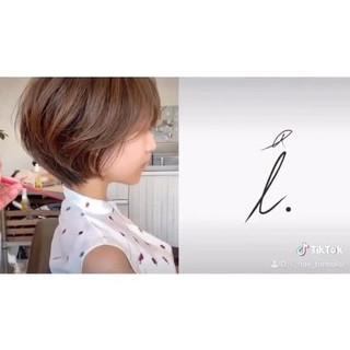 ゆるふわ アンニュイほつれヘア 大人かわいい ショート ヘアスタイルや髪型の写真・画像