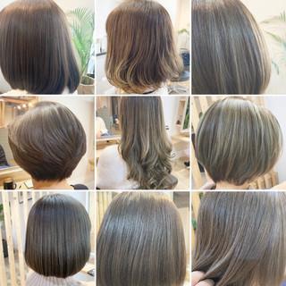 インナーカラー イルミナカラー 外国人風カラー モテ髪 ヘアスタイルや髪型の写真・画像