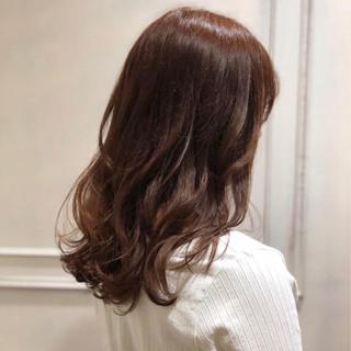 外国人風 かわいい ゆるふわ フェミニン ヘアスタイルや髪型の写真・画像