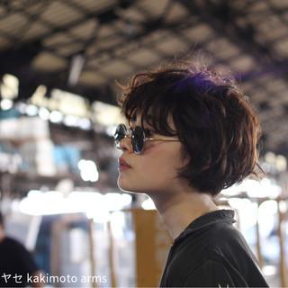 ヨシモトハヤセさんのヘアスナップ