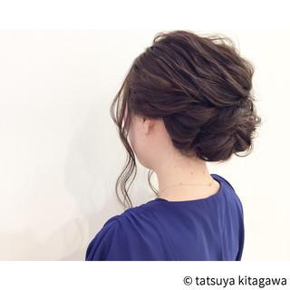 上品 デート エレガント 花嫁 ヘアスタイルや髪型の写真・画像