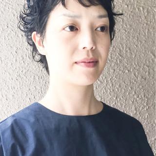 岩城 浩子さんのヘアスナップ