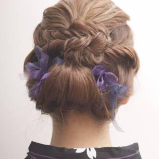 大人かわいい ヘアアレンジ 愛され モテ髪 ヘアスタイルや髪型の写真・画像 ヘアスタイルや髪型の写真・画像