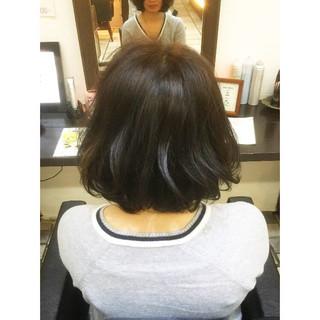 ブルージュ ボブ 外国人風 ガーリー ヘアスタイルや髪型の写真・画像